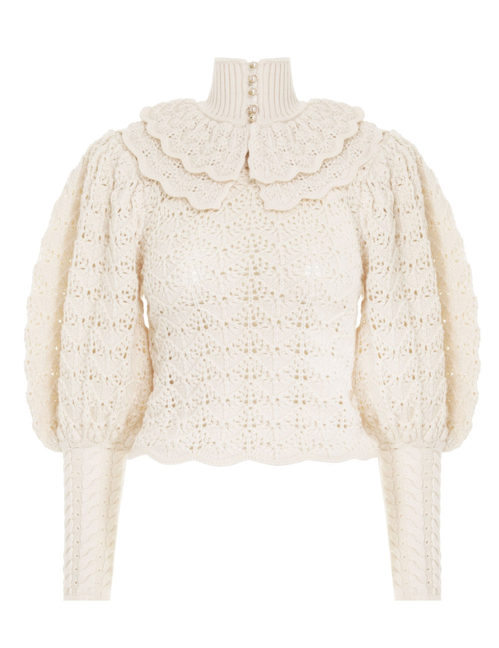 Ladybeetle Crochet Sweater