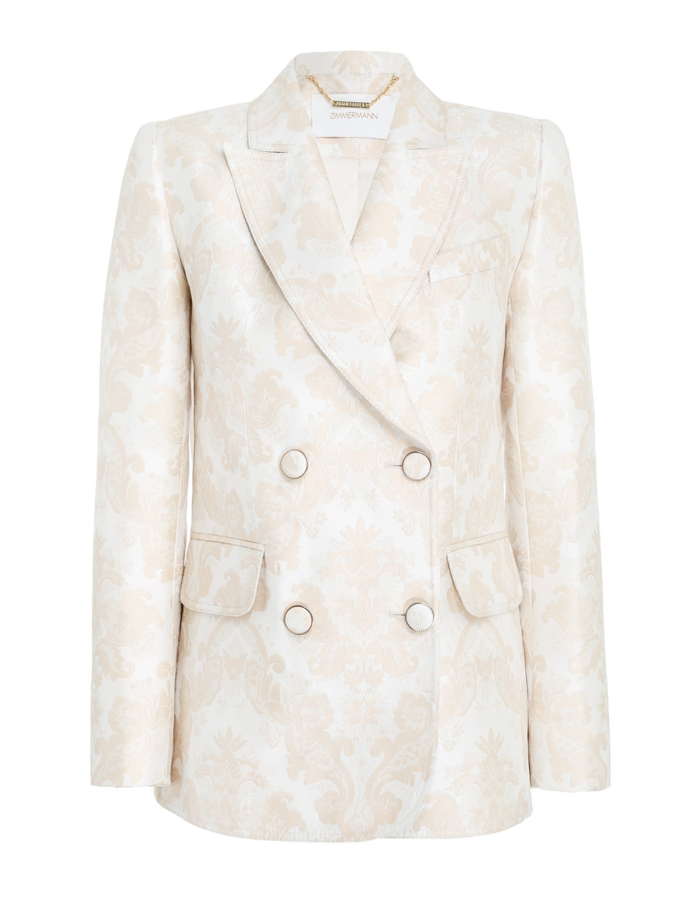 Charm Double Breasted Blazer