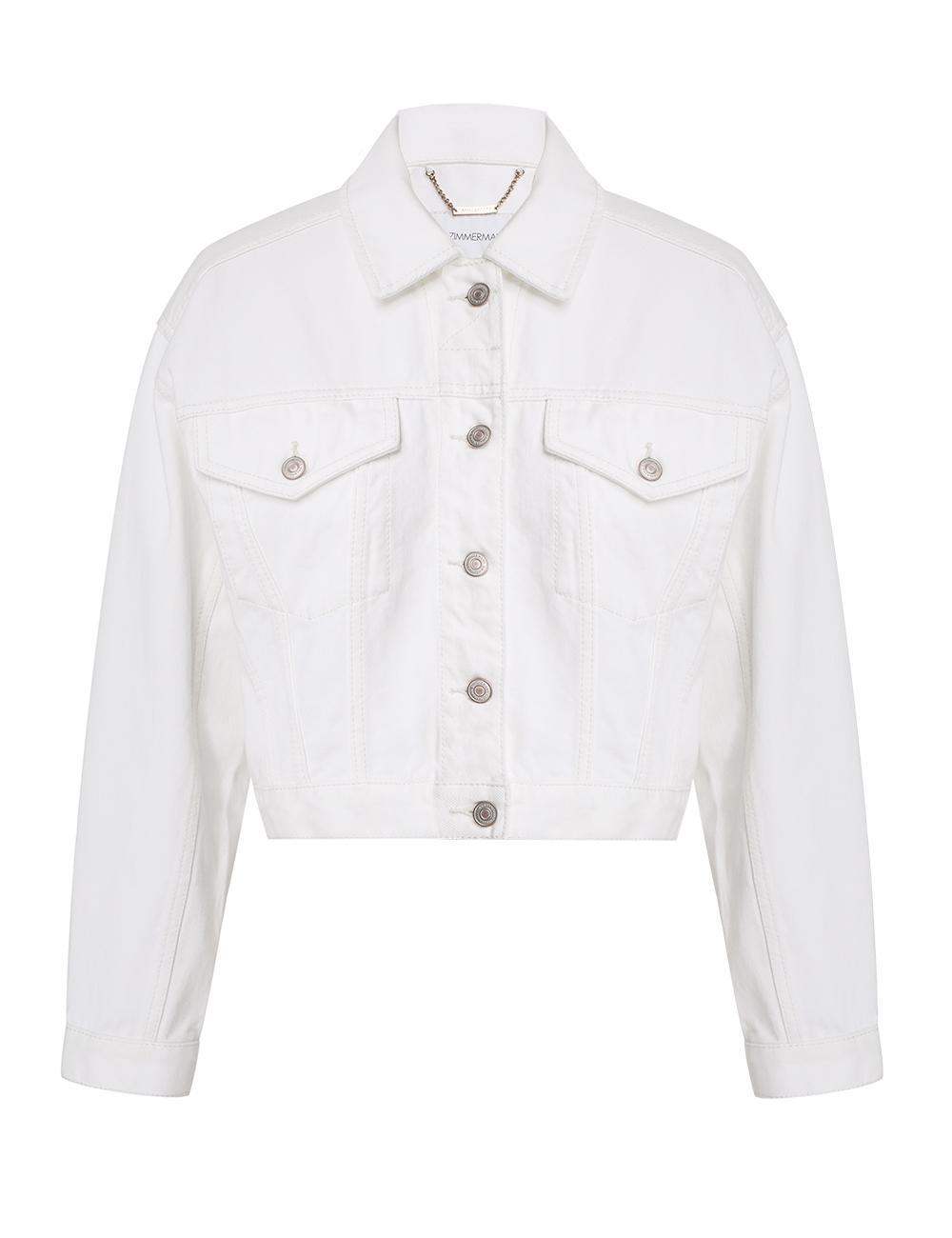 Aliane Cropped Jacket
