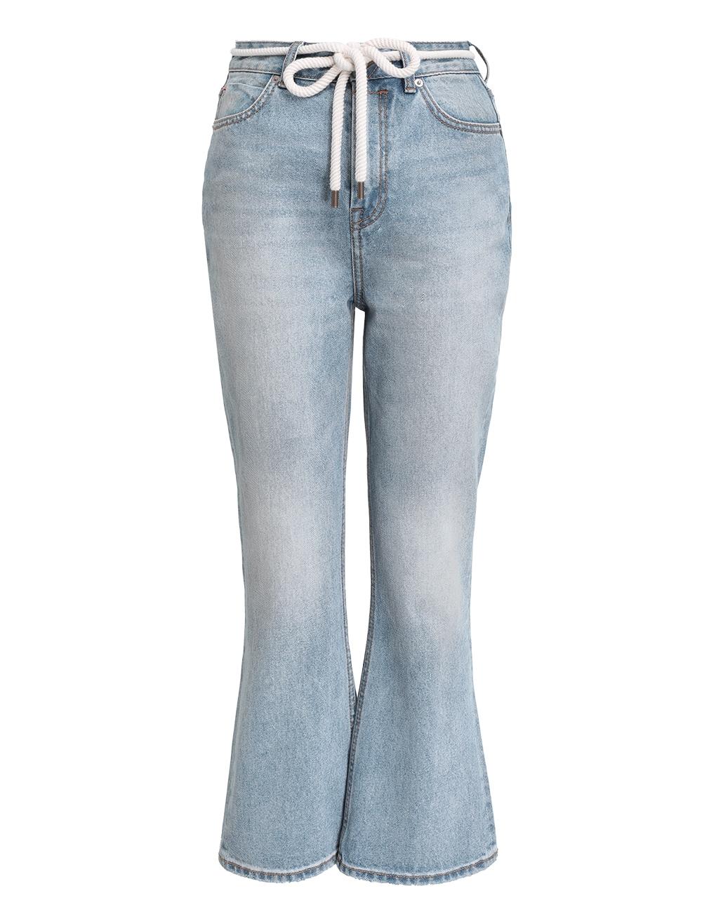 Cassia Cropped Jean