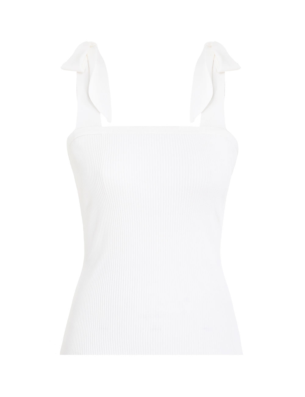 Poppy Square Neck Tank