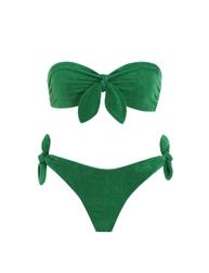 Teddy Terry Tie Bikini