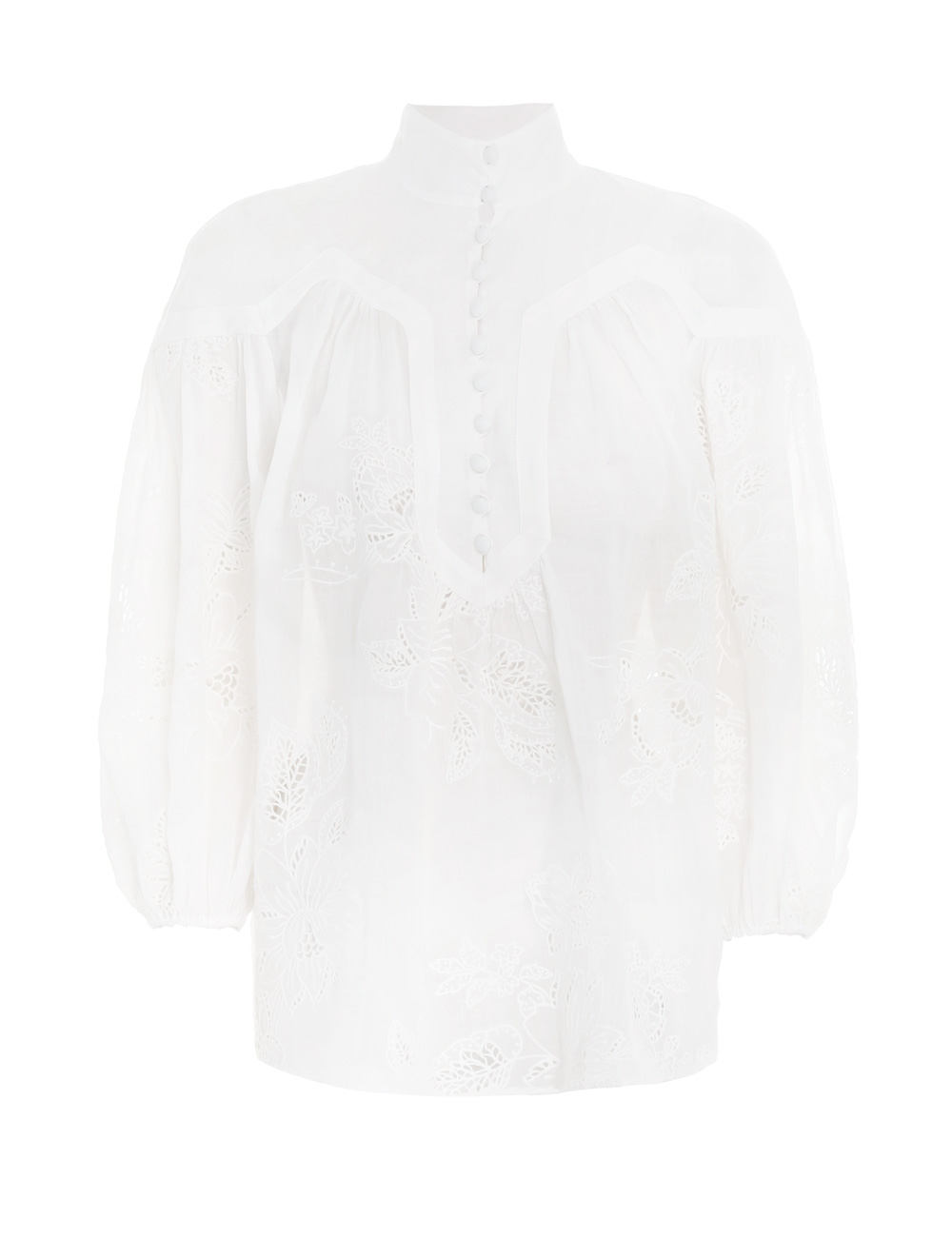 Riders Panelled Blouse