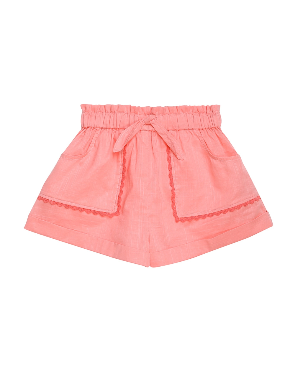 Poppy Pocket Detail Short