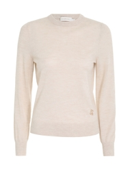 Cashmere Embroidered Sweater