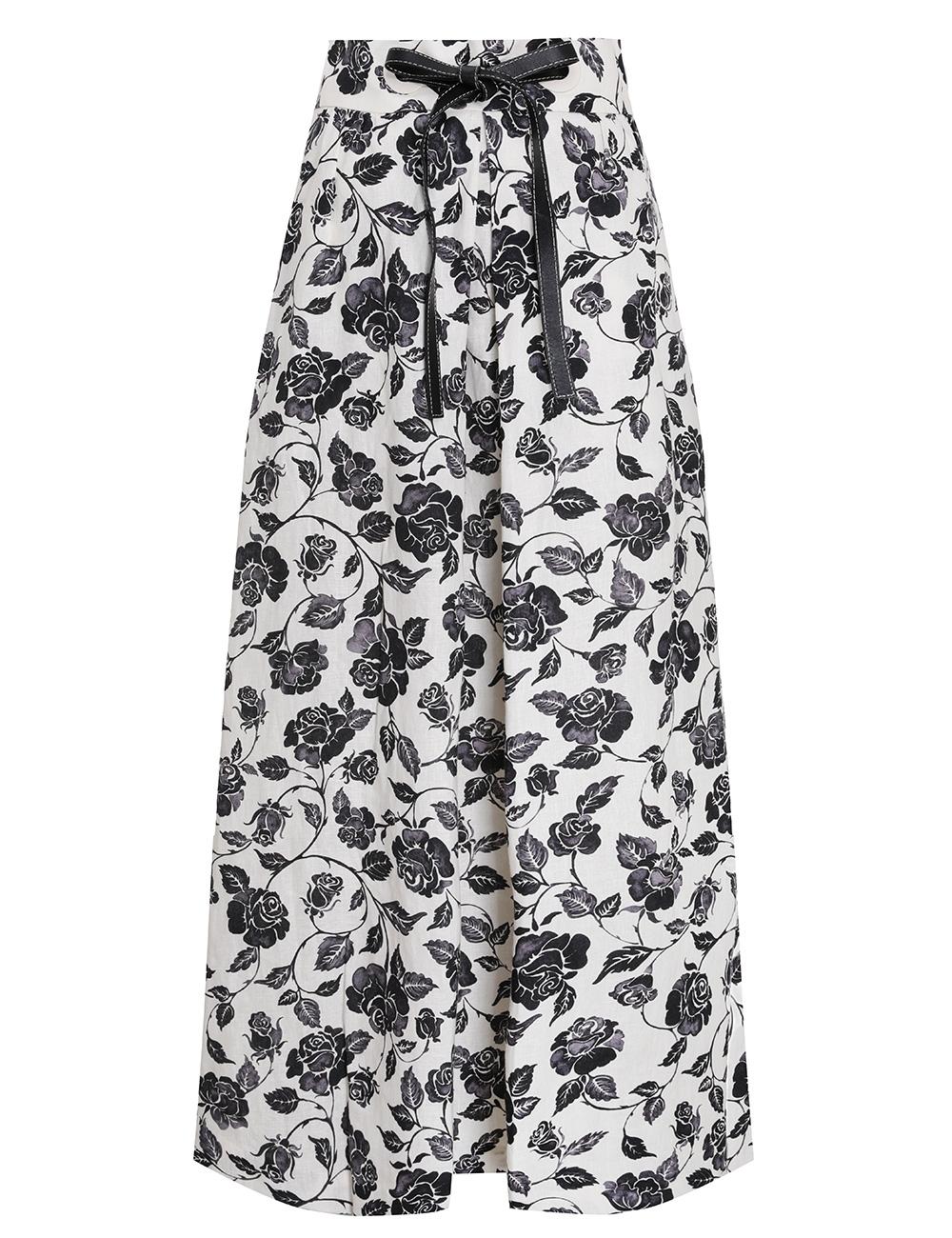The Lovestruck Eyelet Skirt