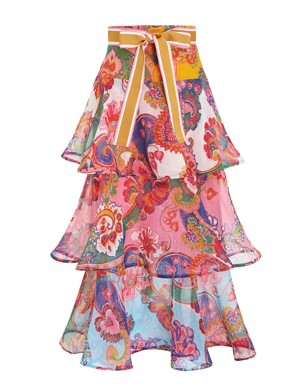 The Lovestruck Flounce Skirt