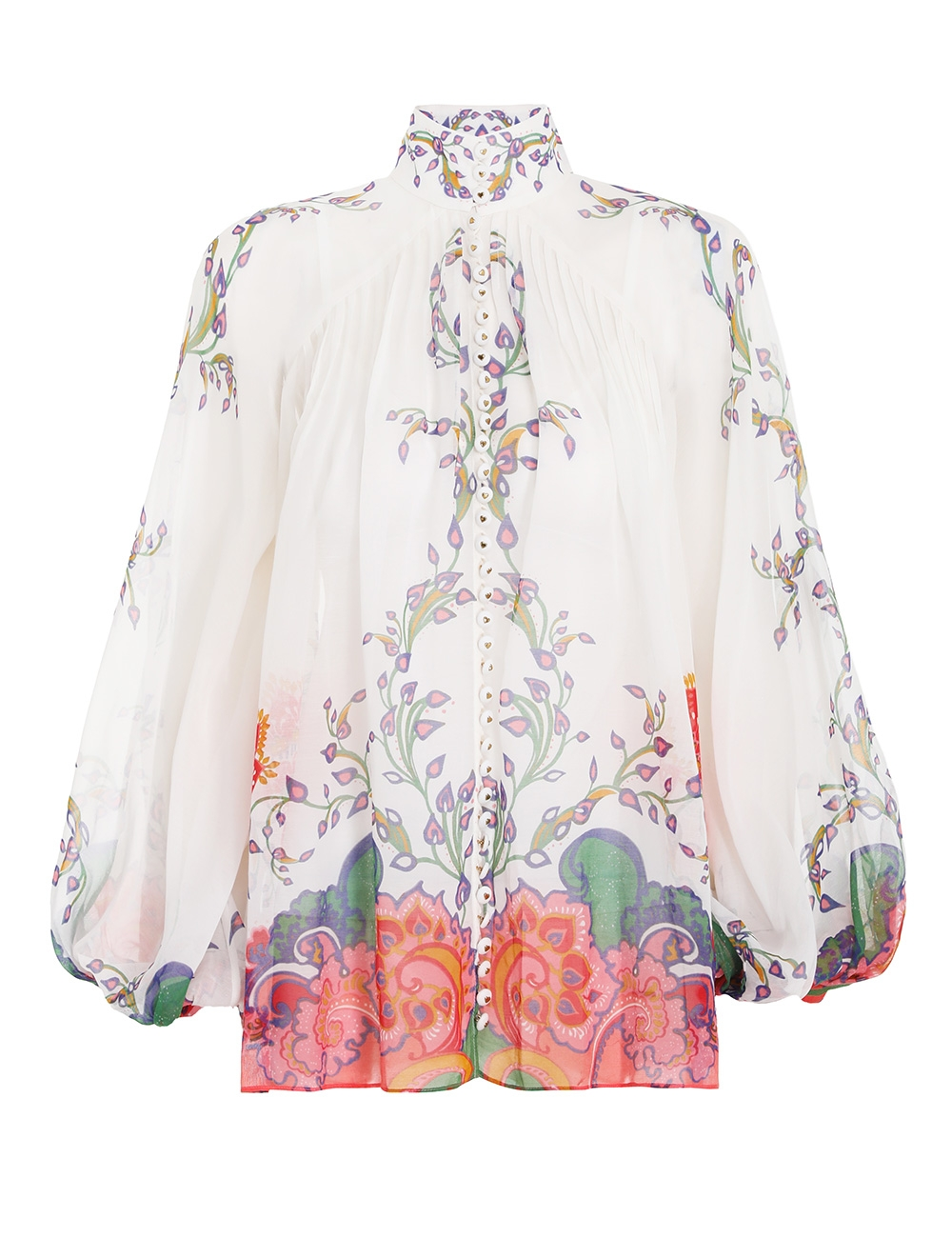 The Lovestruck Blouson Blouse