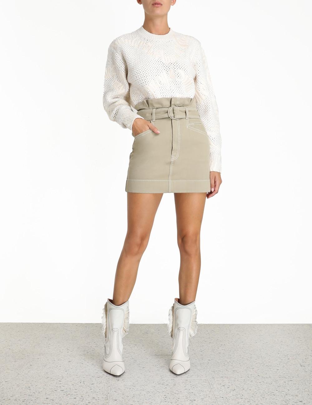 Botanica Oversize Sweater