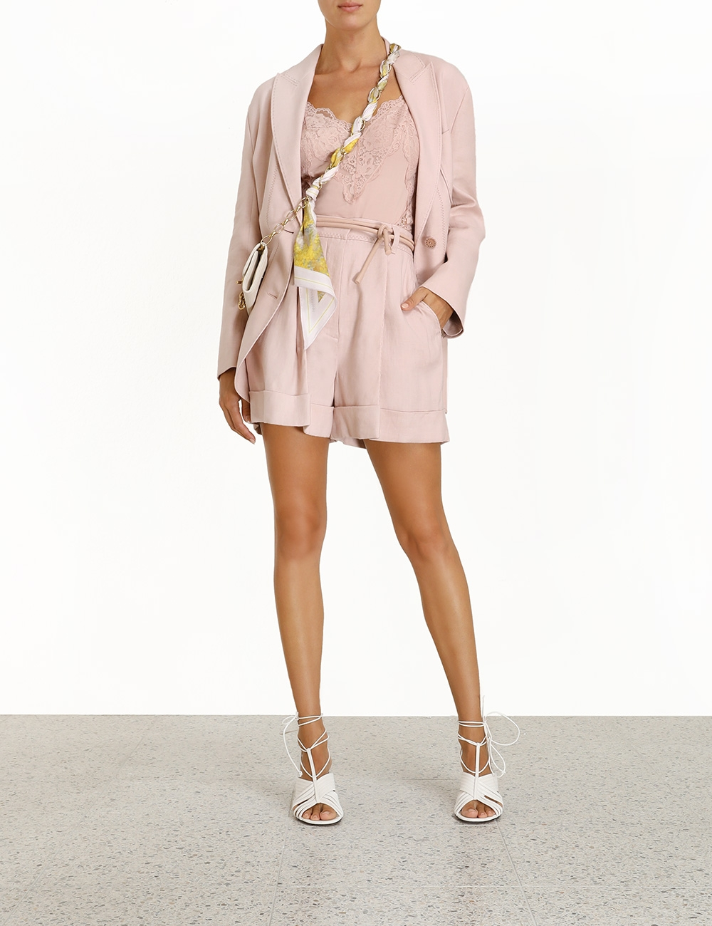 Luminous Duster Jacket