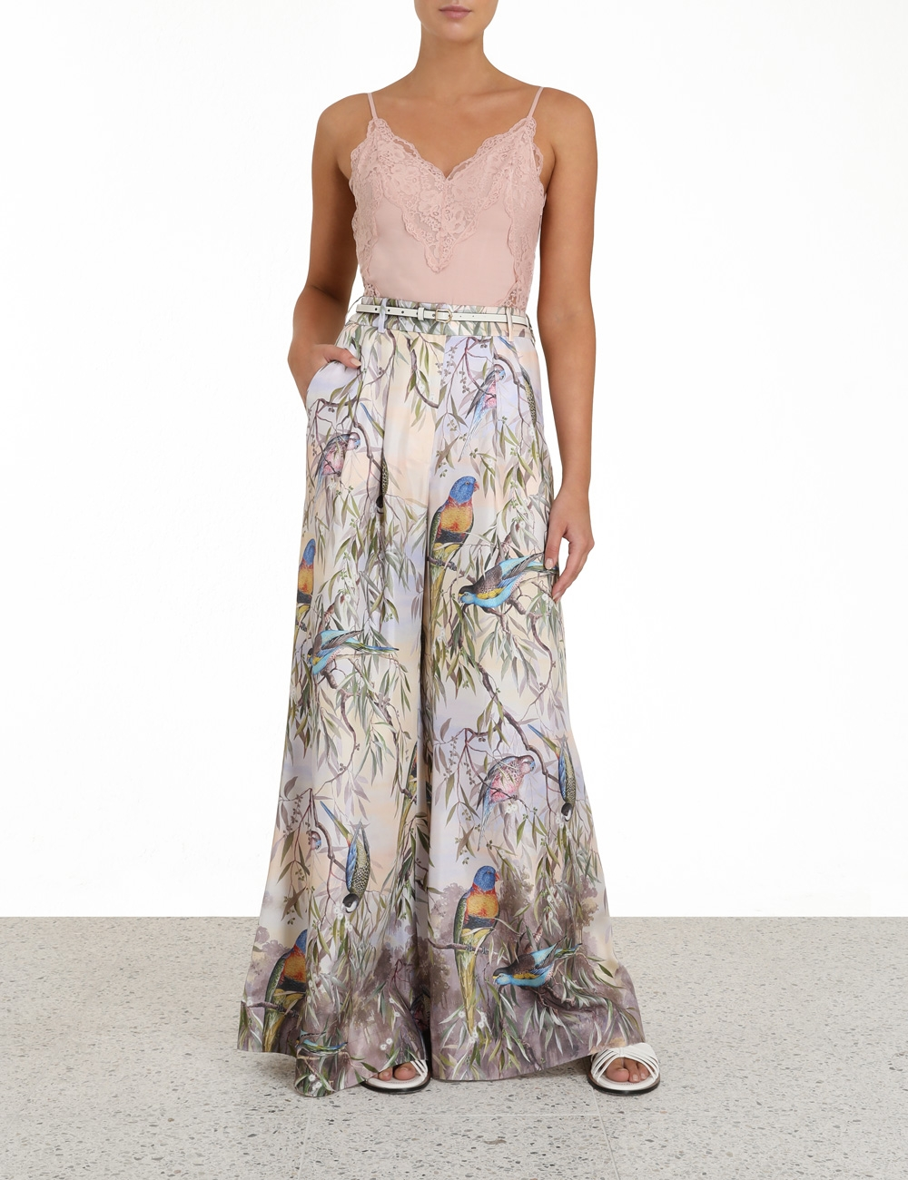 Candescent Wide Leg Pant