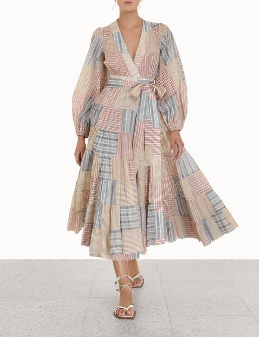 Andie Wrap Midi Dress