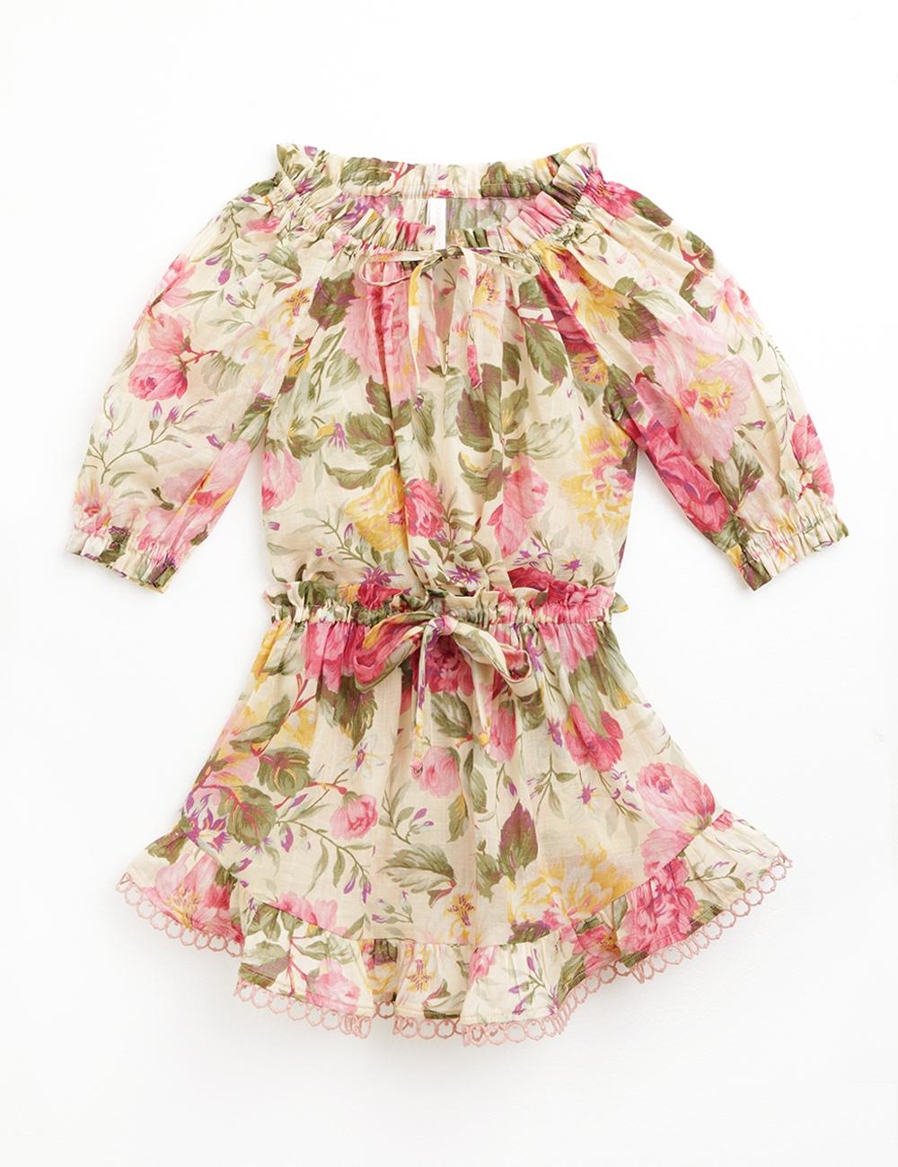 Honour Flounce Skirt