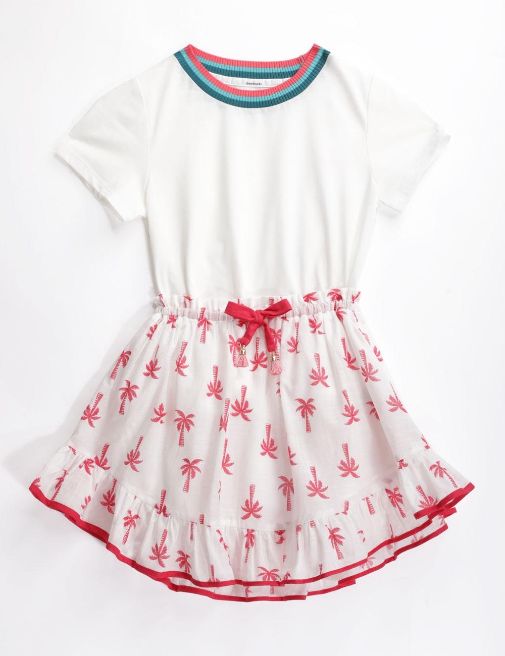 Juliette Flounce Skirt
