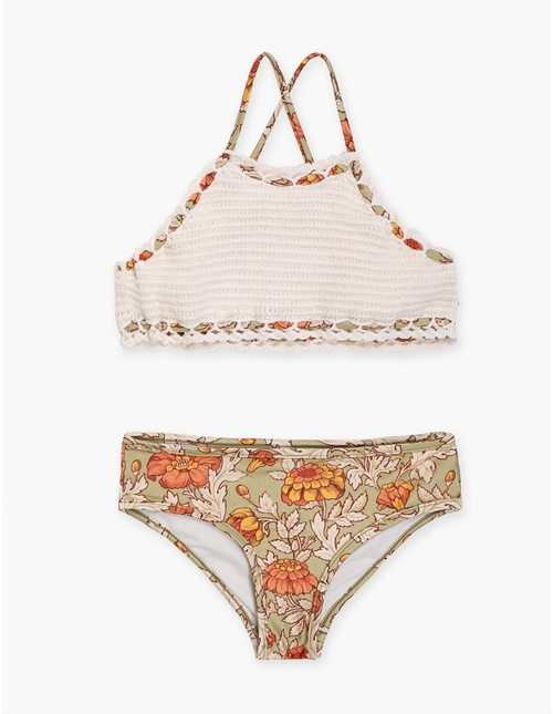 Andie Crochet Bikini