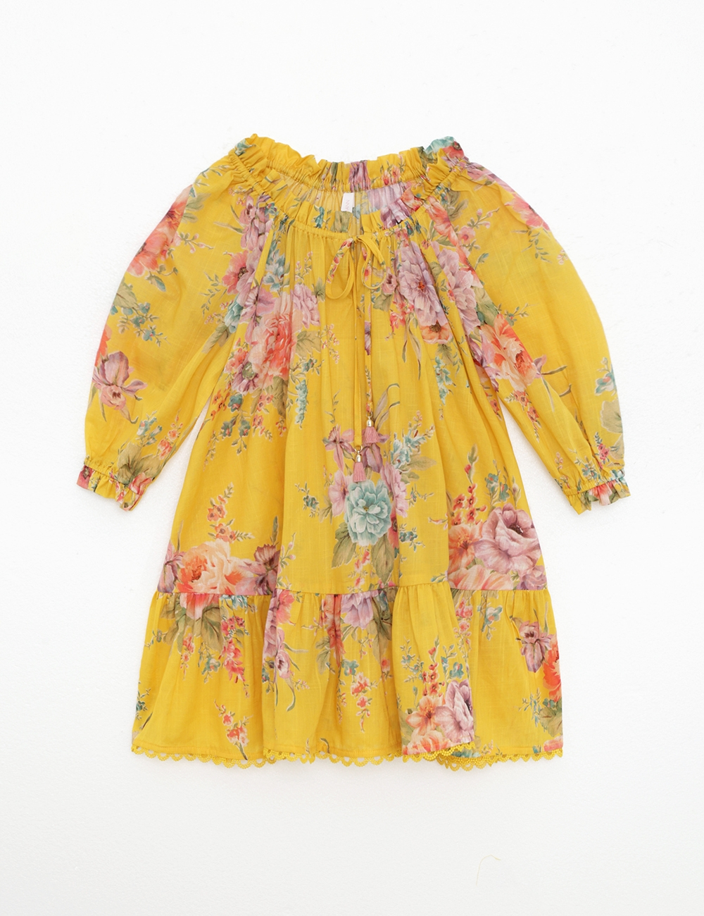 Zinnia Long Sleeve Dress
