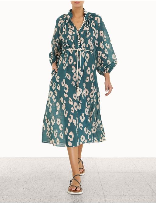 Shelly Midi Shirt Dress