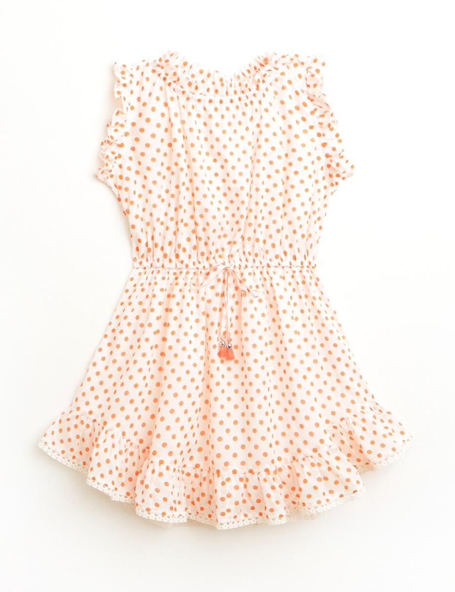 Goldie Spot Flip Dress