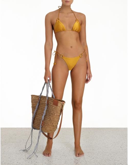 Aliane Ring Tie Bikini