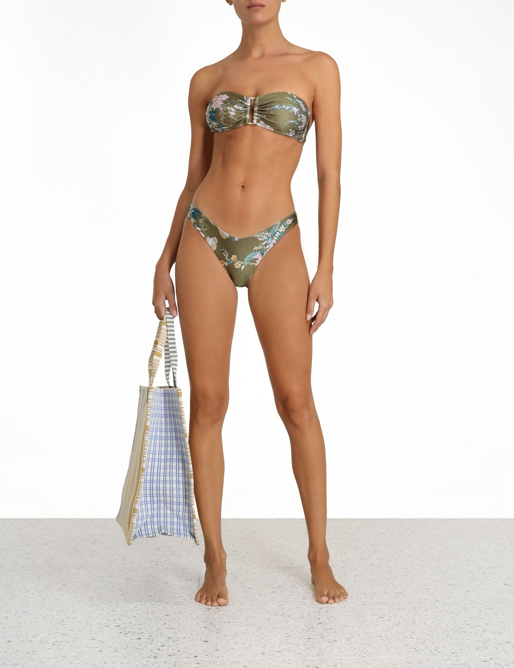 Cassia Wide Link Bikini