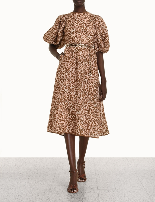 Concert Day Midi Dress