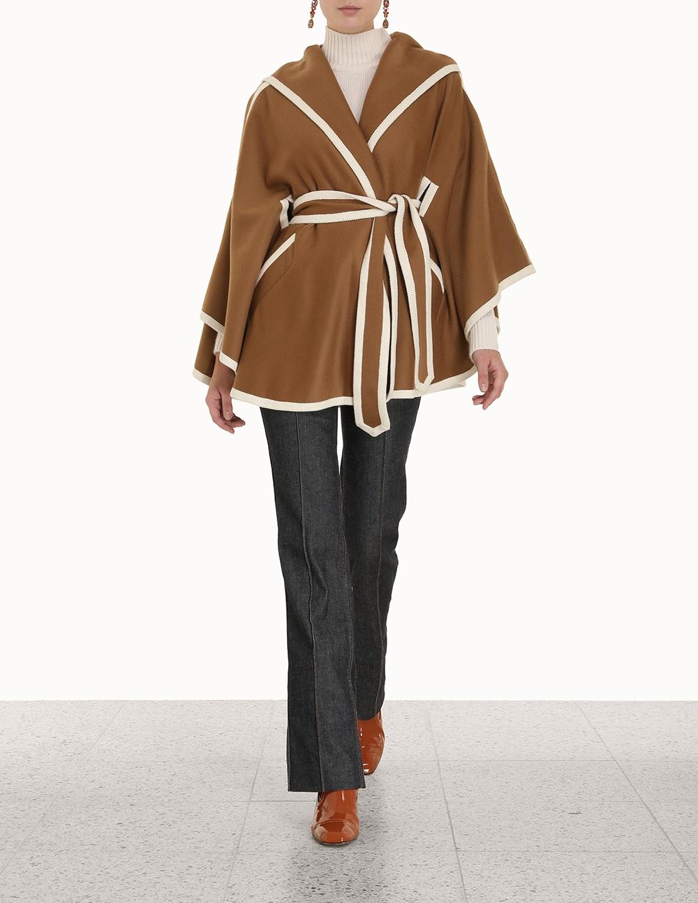 Tempo Wrap Coat