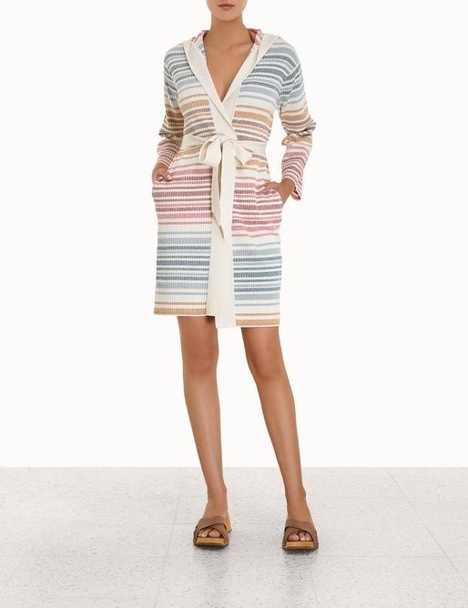 Andie Longline Knit Jacket