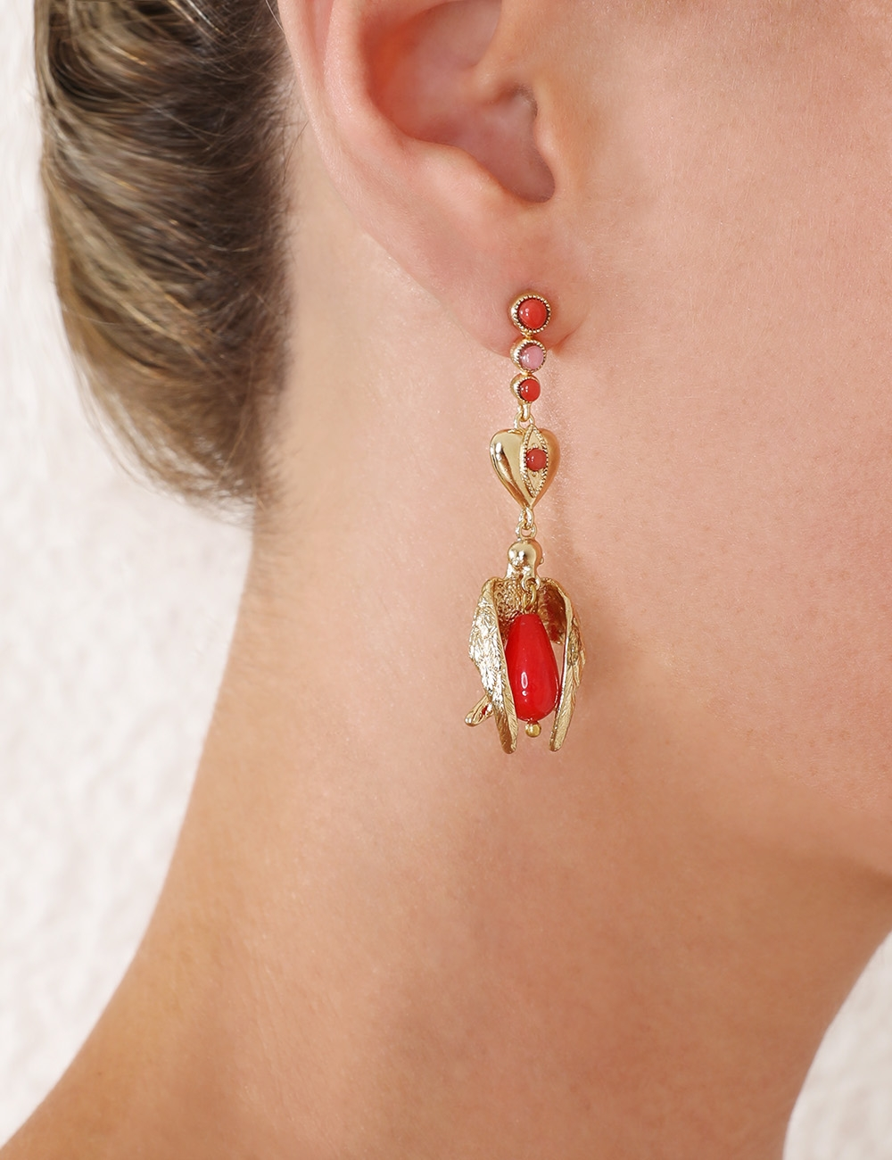 Swallow Drop  Earring