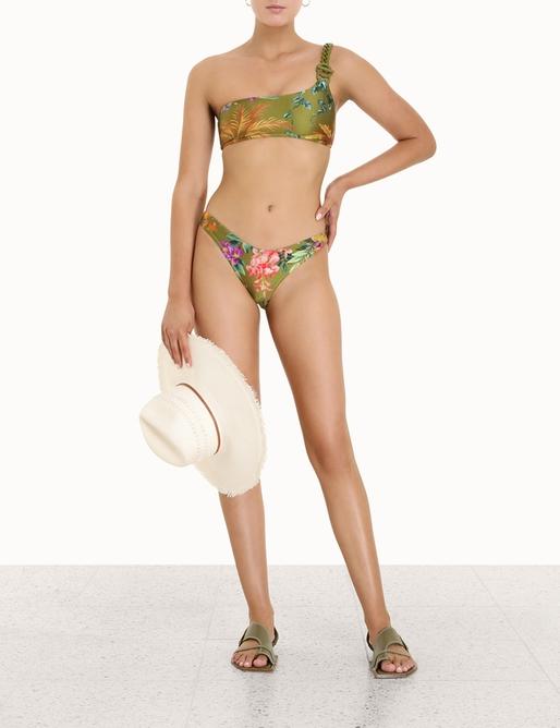 Tropicana Asymmetrical Bikini