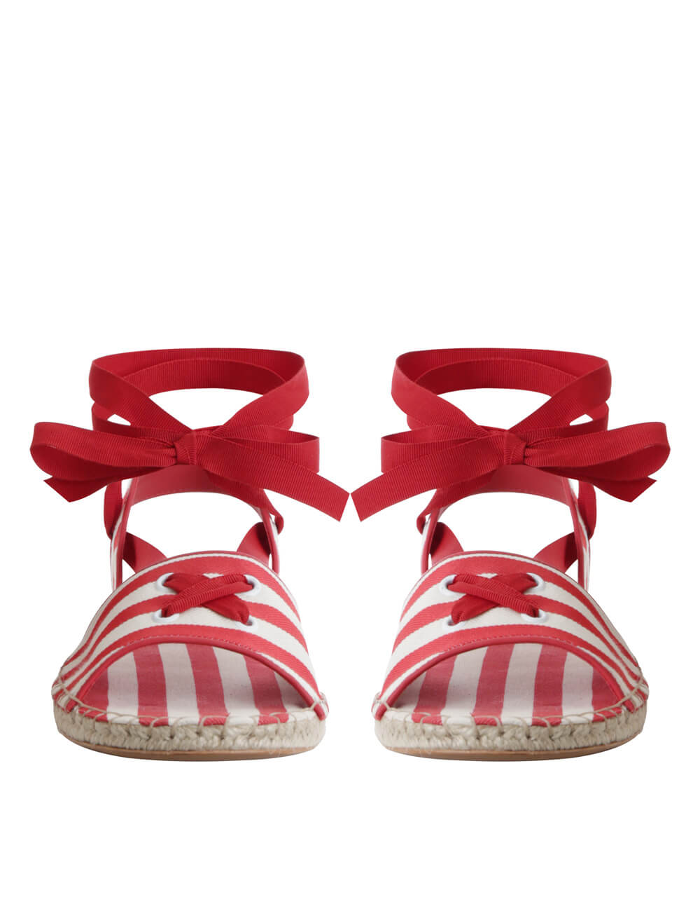 Tie Espadrille Sandal