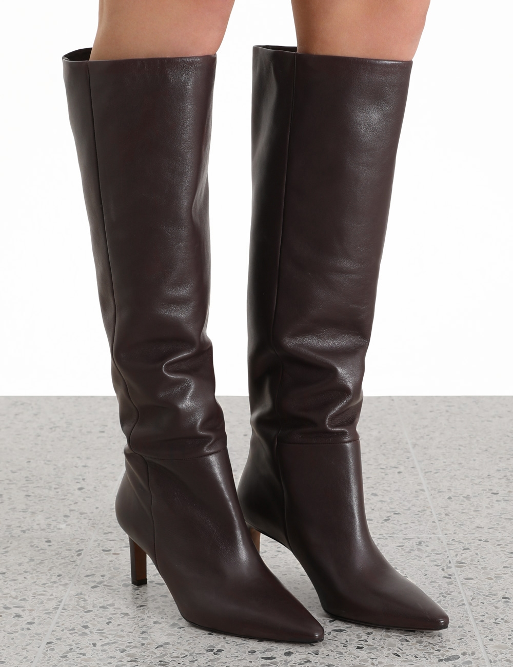 Tall Slouchy Boot