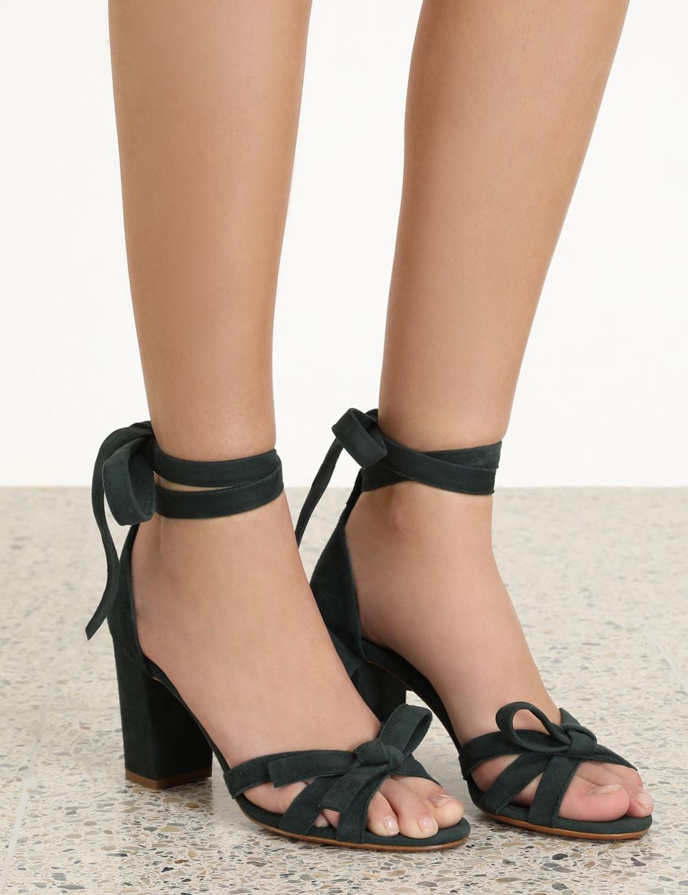 Tie Up Sandal