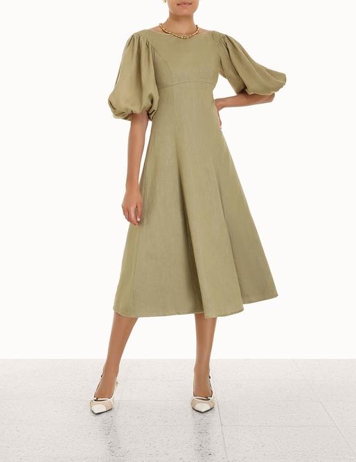 Empire Long Dress