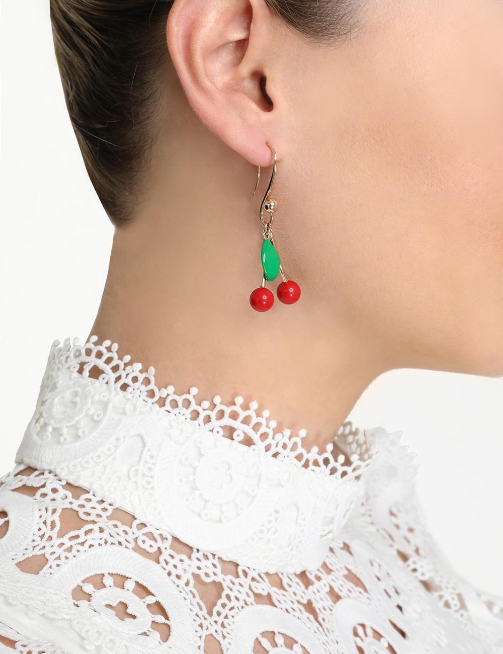 Cherry Earrings
