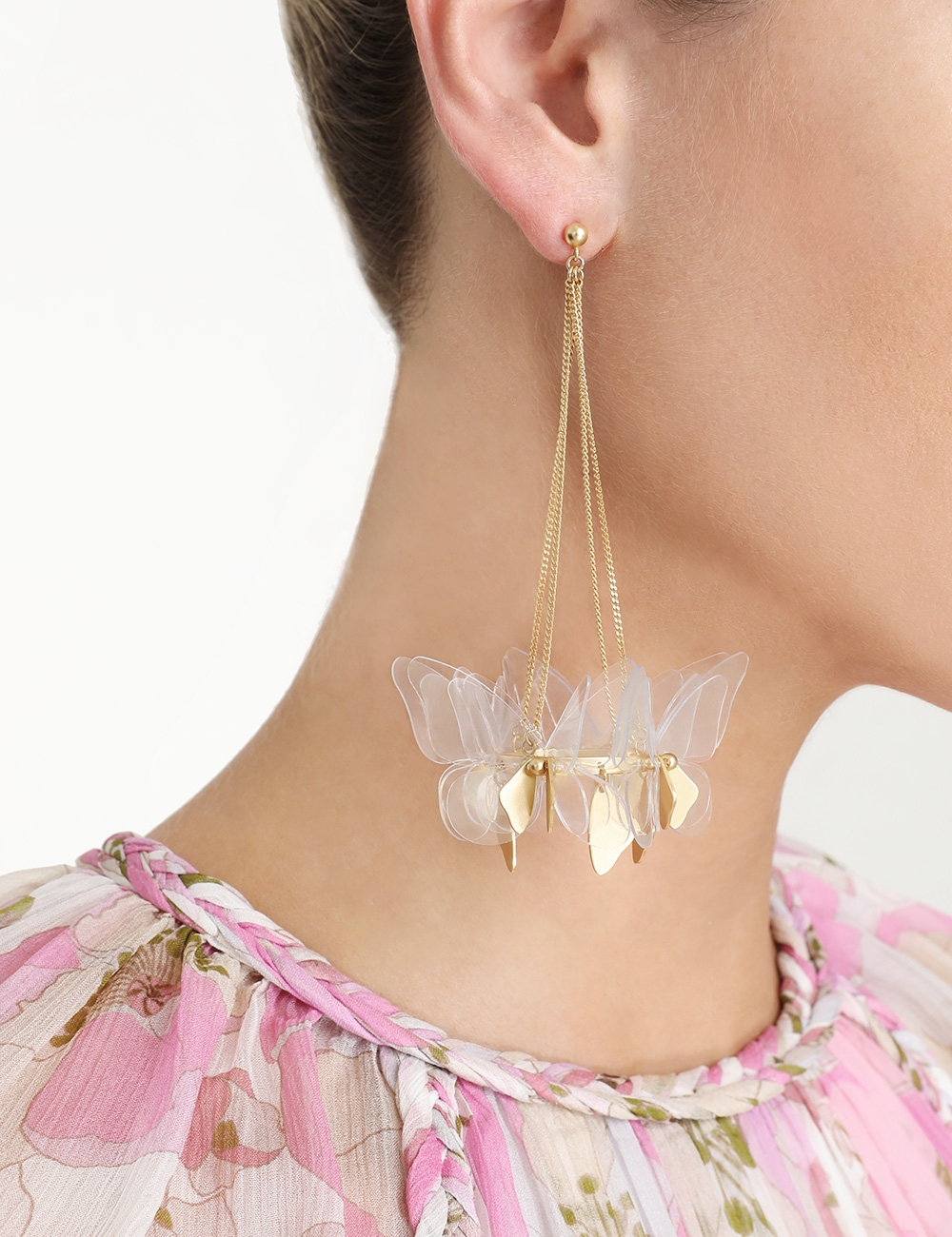 Butterfly Chandelier Earring