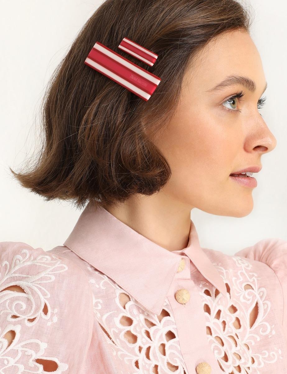 Hair Clip Pack Stripe