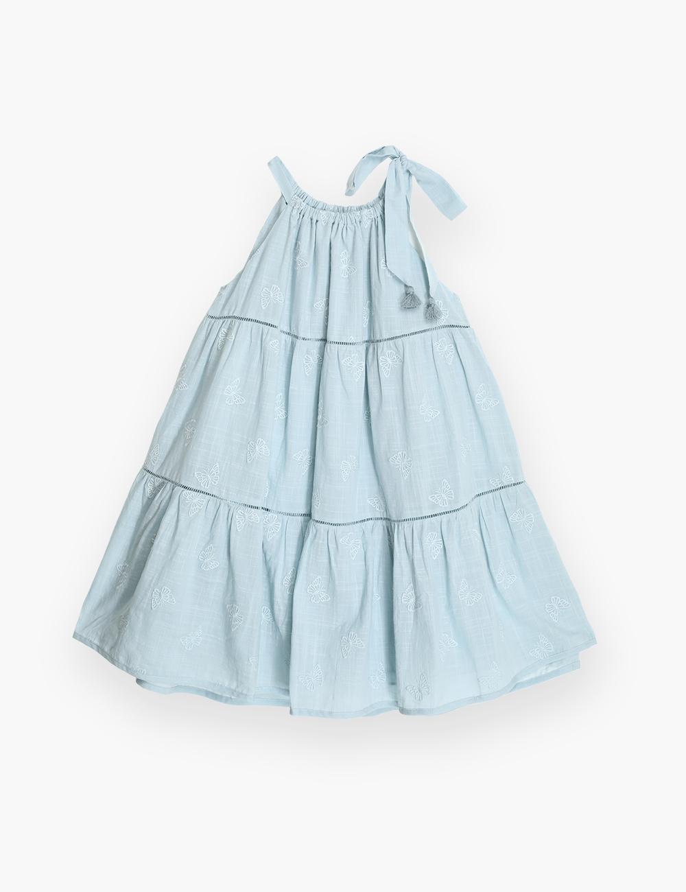 Andie Tie Shoulder Dress