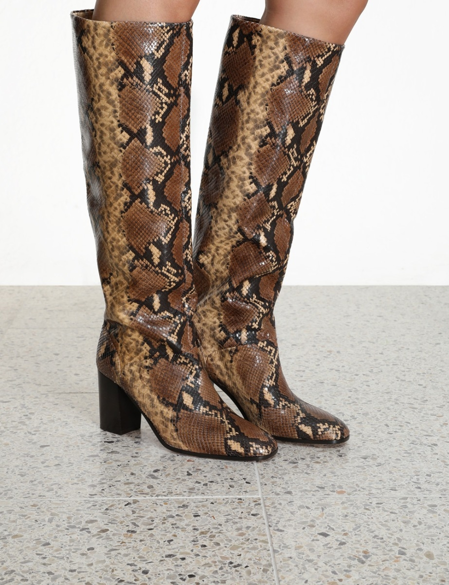 Pull on Slouch Boot