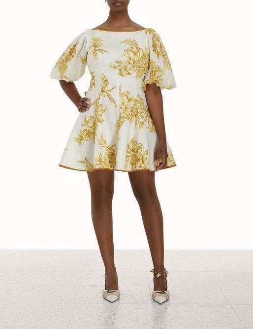 Empire Mini Dress