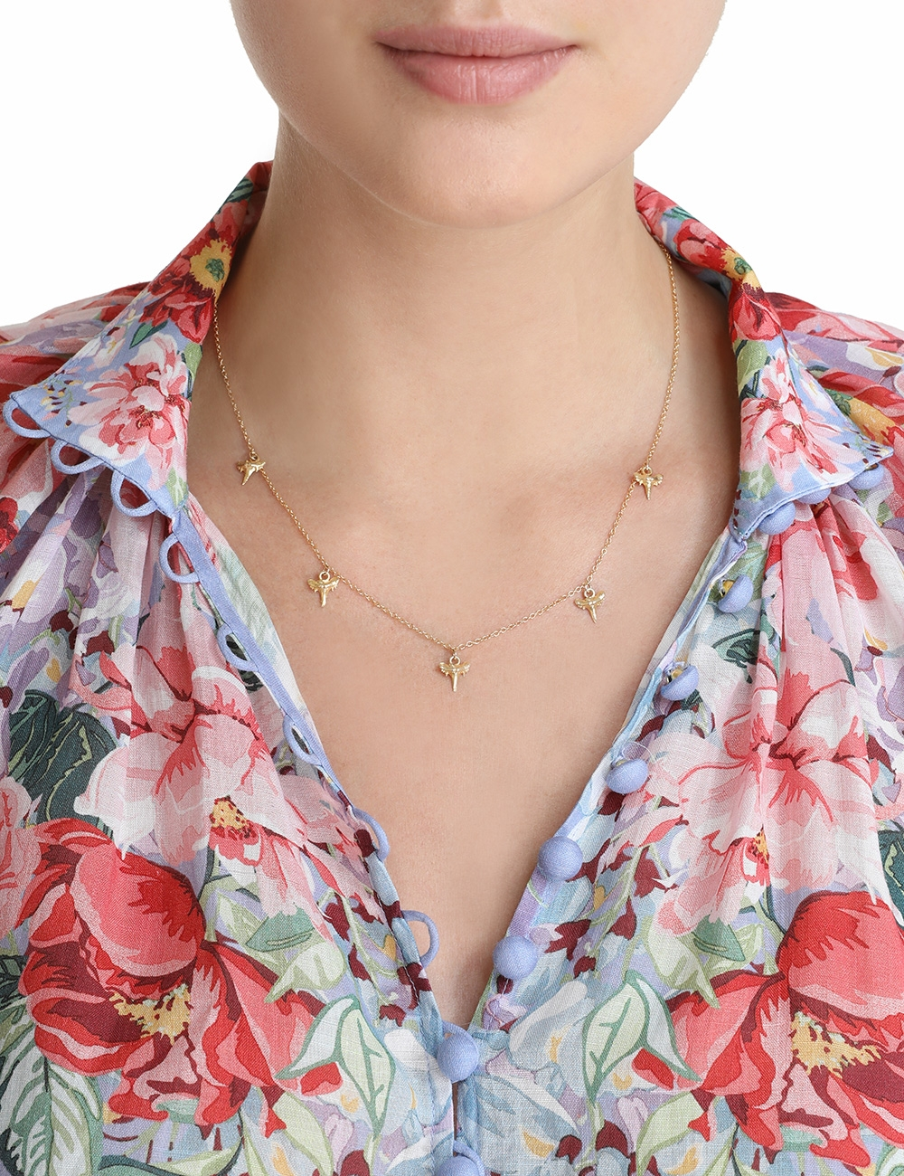 Tropics Charm Necklace