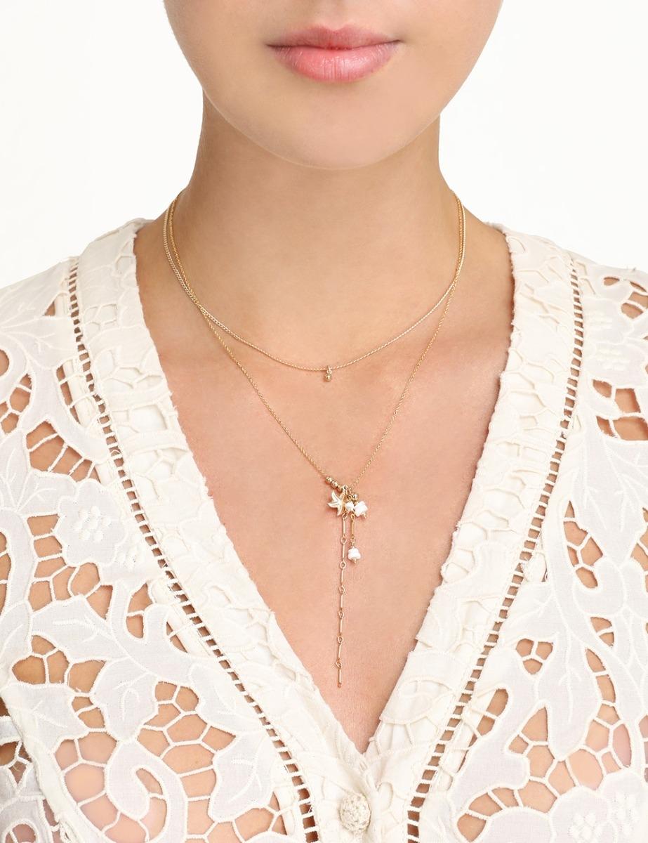 Seastar Charm Necklace