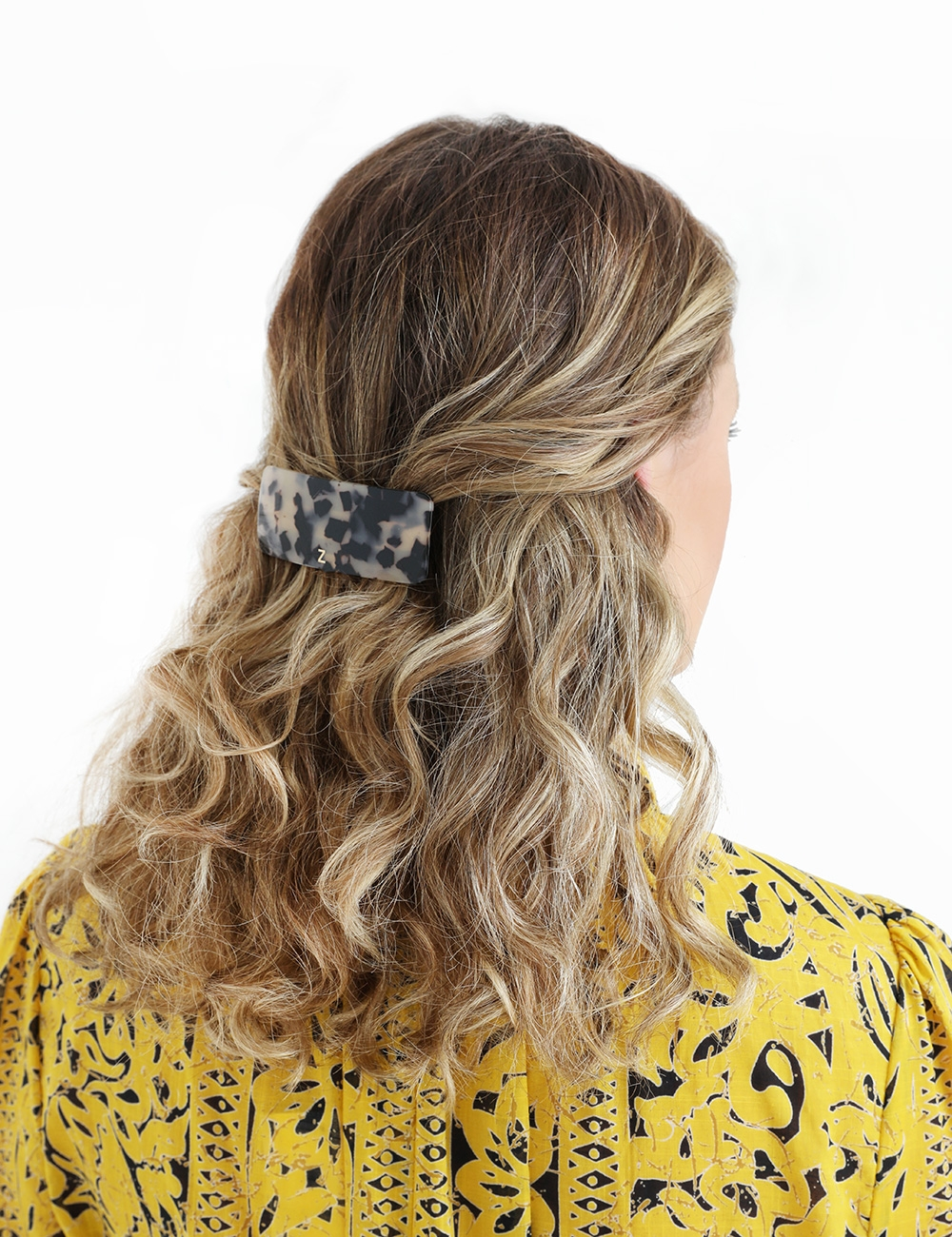 Rectangle Barrette