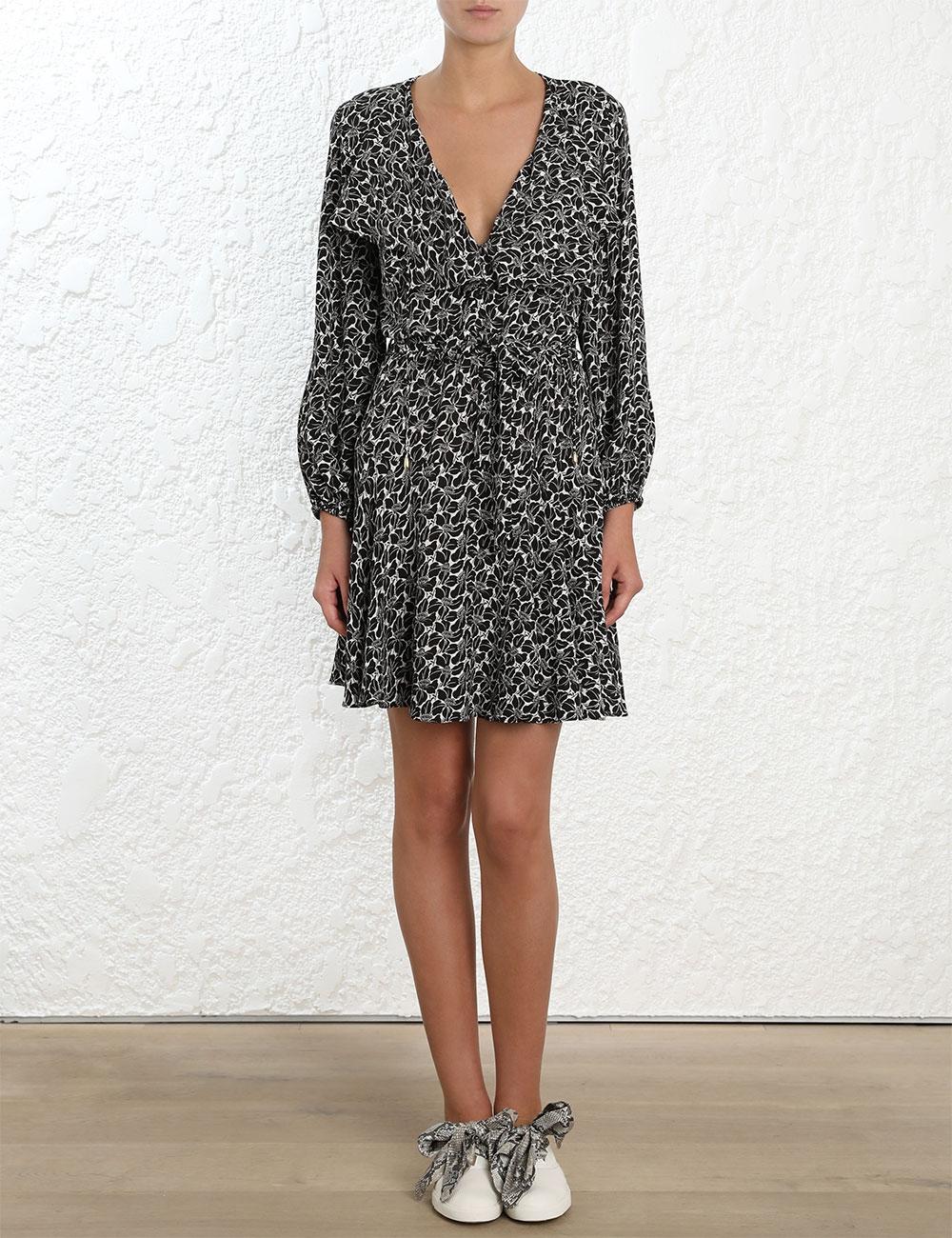 Cascade Dress