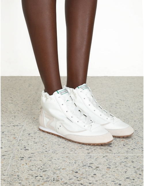 Soft Boxing High Top