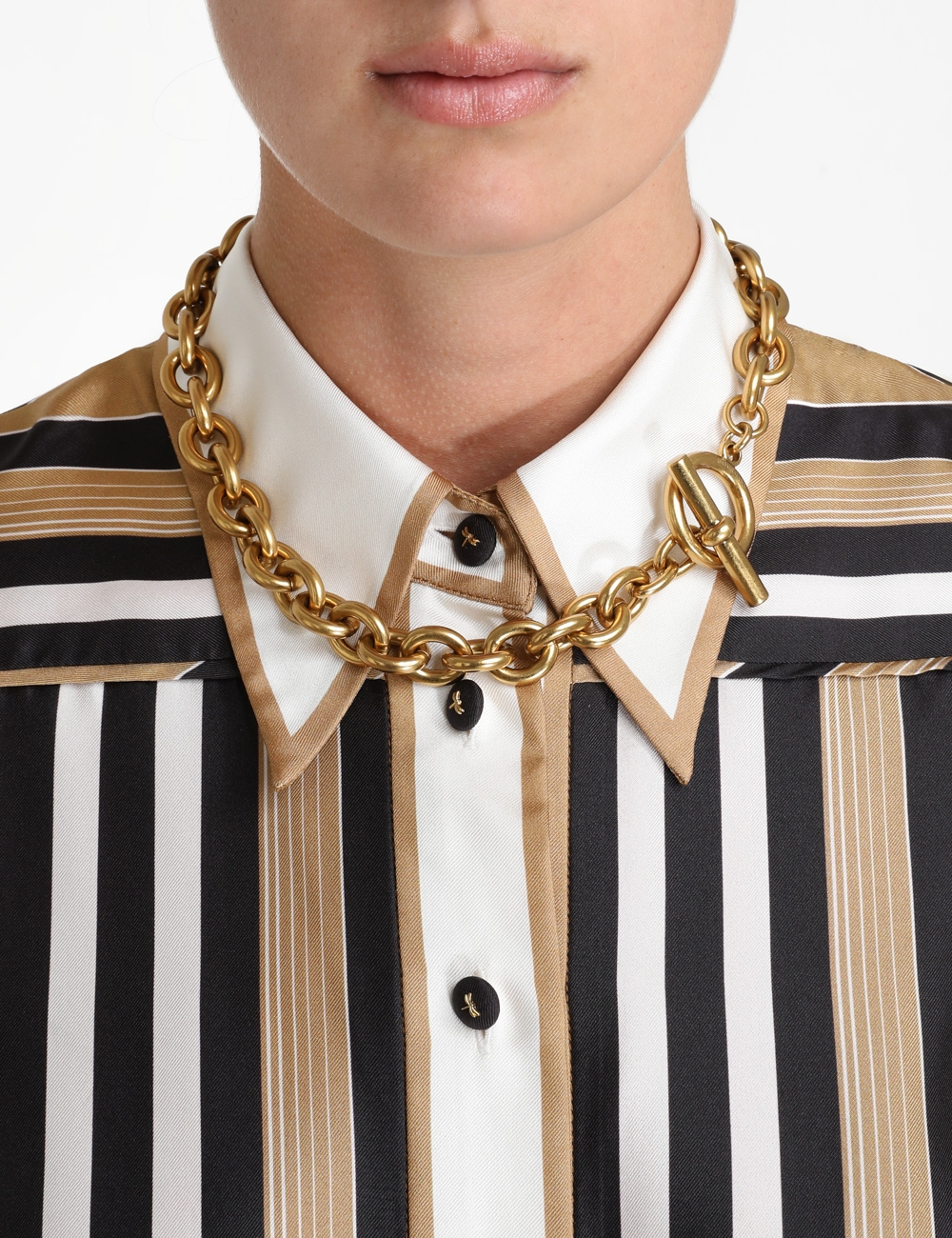 Chain Fob Necklace