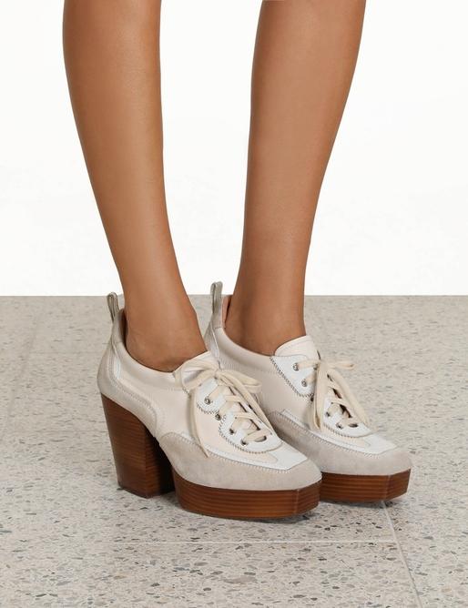 Platform Sneaker
