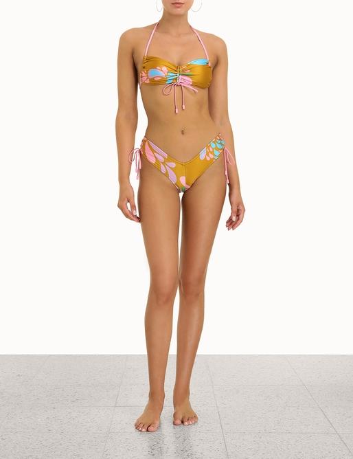 Teddy Ruched Side Bikini