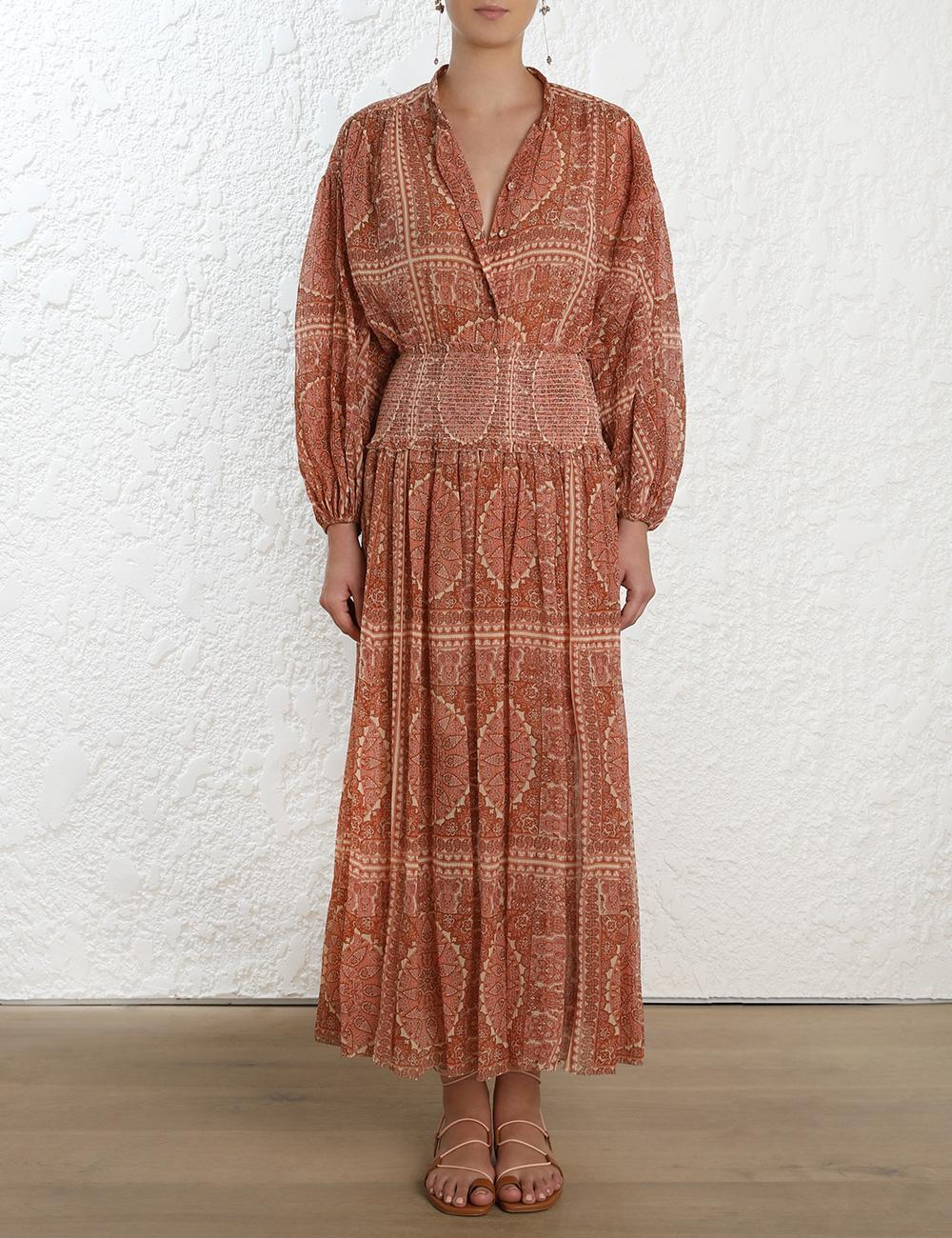 Primrose Crinkle Skirt