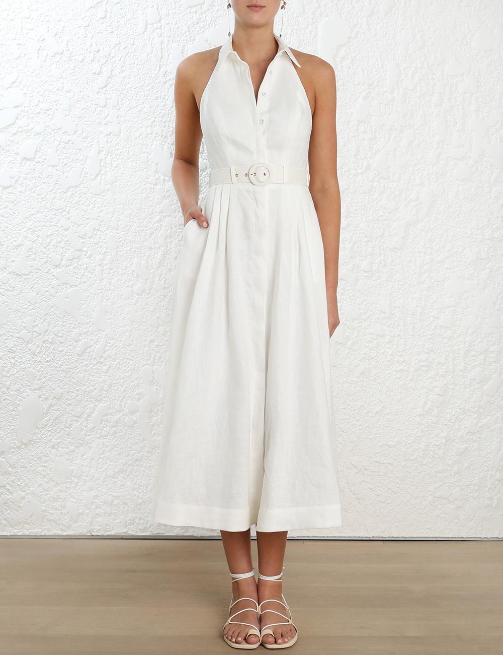 Primrose Halter Dress