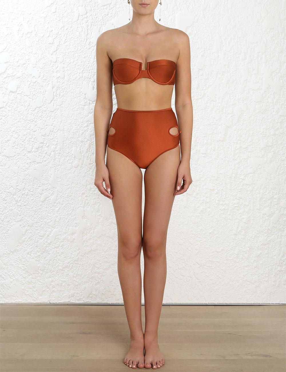 Primrose U/W Flower Bikini